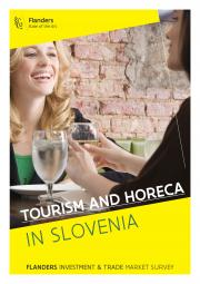Cover Studie Slovenia Tourism and HoReCa
