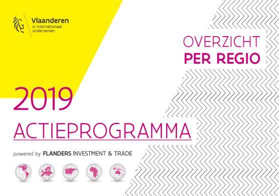Cover brochure Actieprogramma 2019