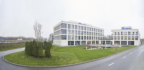 Nipro offices in Mechelen, Belgium