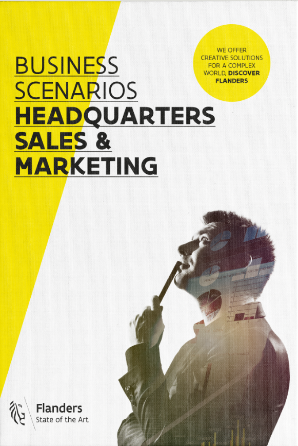 Handbook to setting up HQ, sales or marketing operations in Flanders