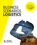 Receive our free handbook to setting up logistics activities in Flanders