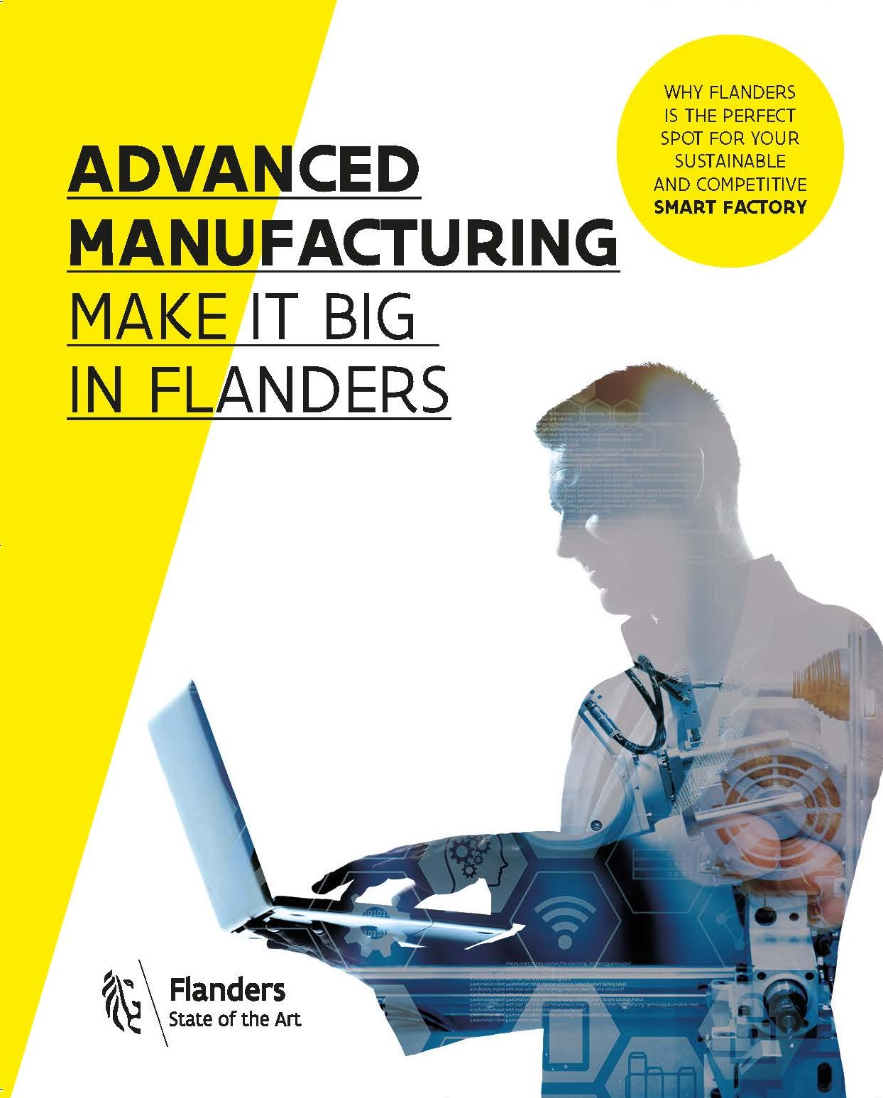 Handbook to setting up manufacturing operations in Flanders