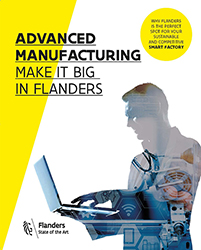 Free handbook on how to set up advanced manufacturing activities in Flanders