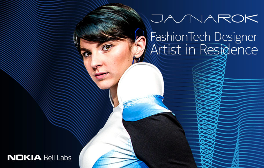 FashionTech designer Jasna Rokegem