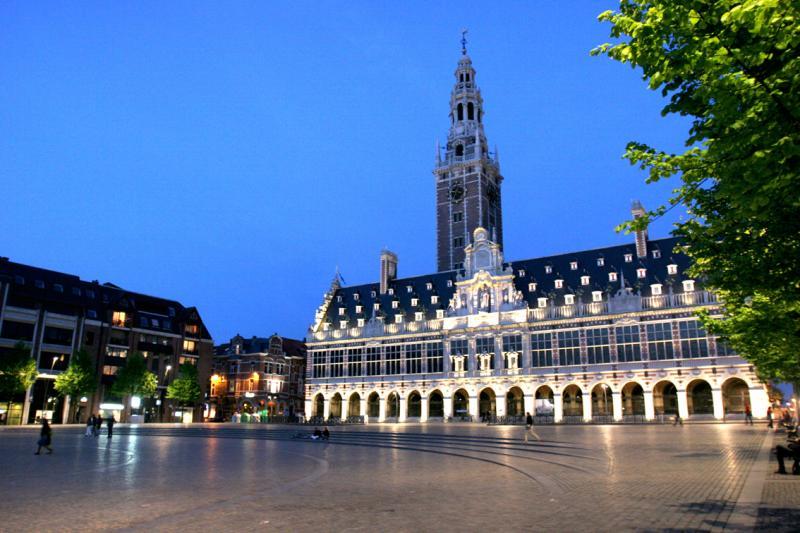 Library Leuven University