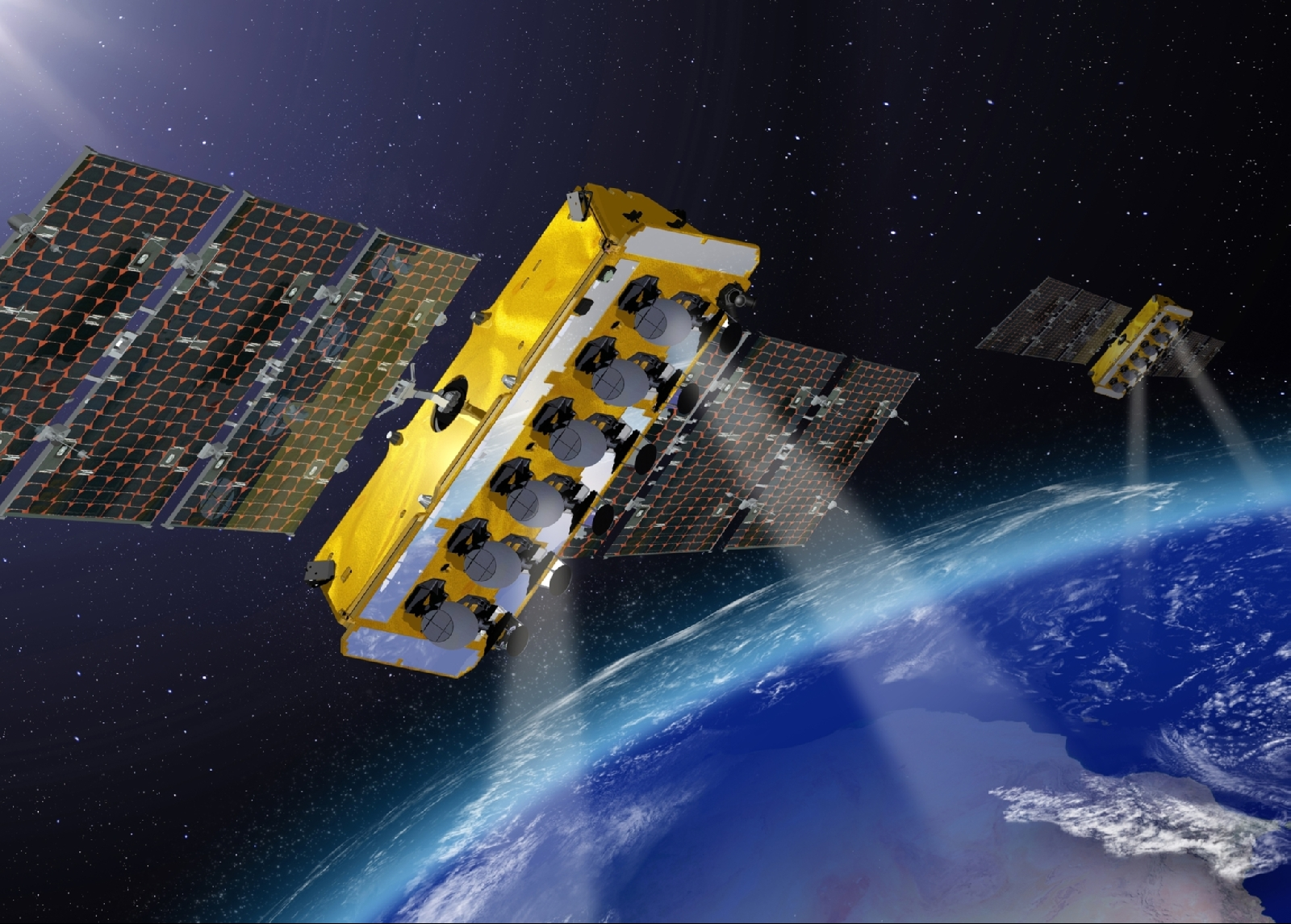 Thales Alenia Space Builds New Plant Invest In Flanders