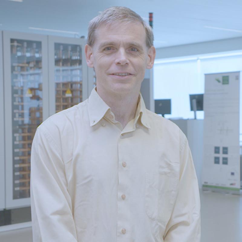 Frederik Loeckx, general director of Flux50