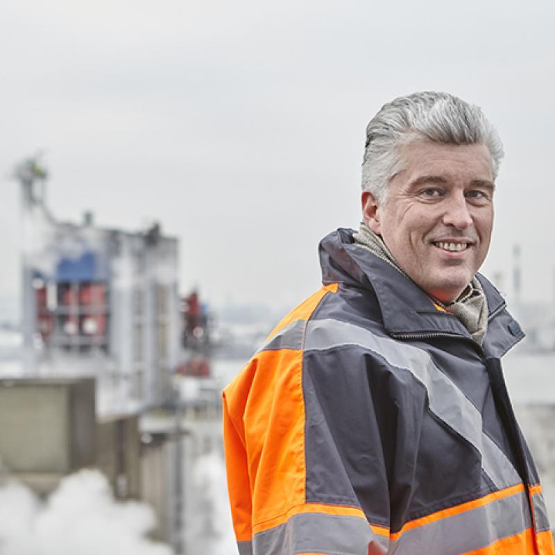 Yvan Schaepman, CEO of Boortmalt