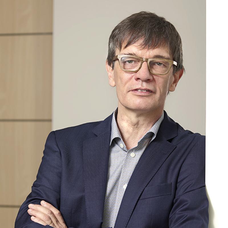 Koen Strobbe, general manager of Novartis Puurs