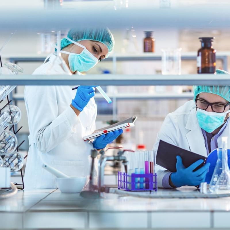 Clinical trials in Flanders and Belgium