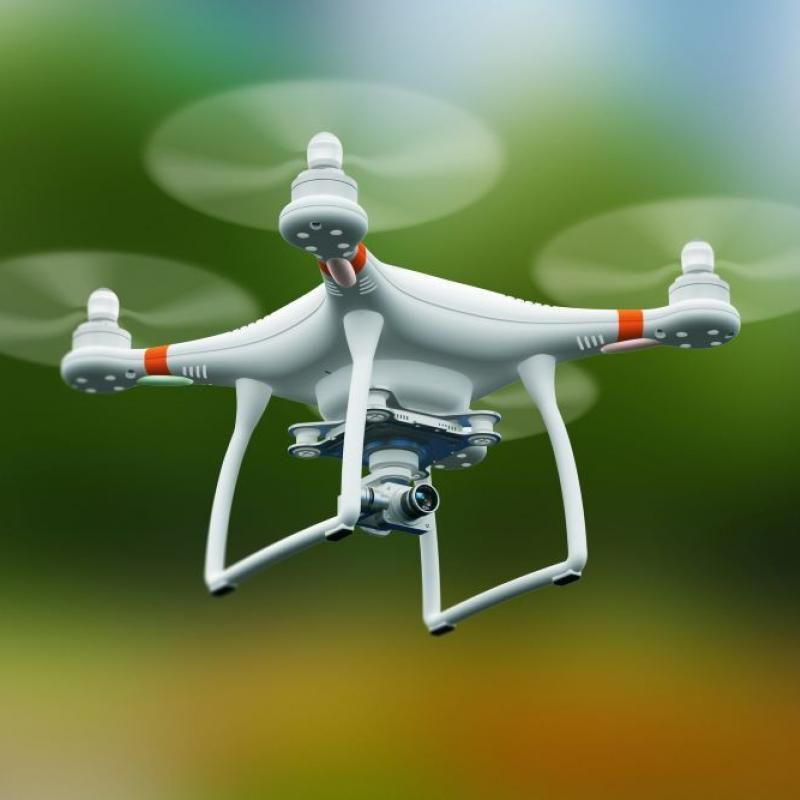 EUR 1 million for French ECA drone factory in Flanders