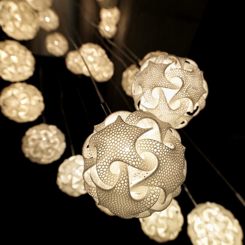 3D printed lights