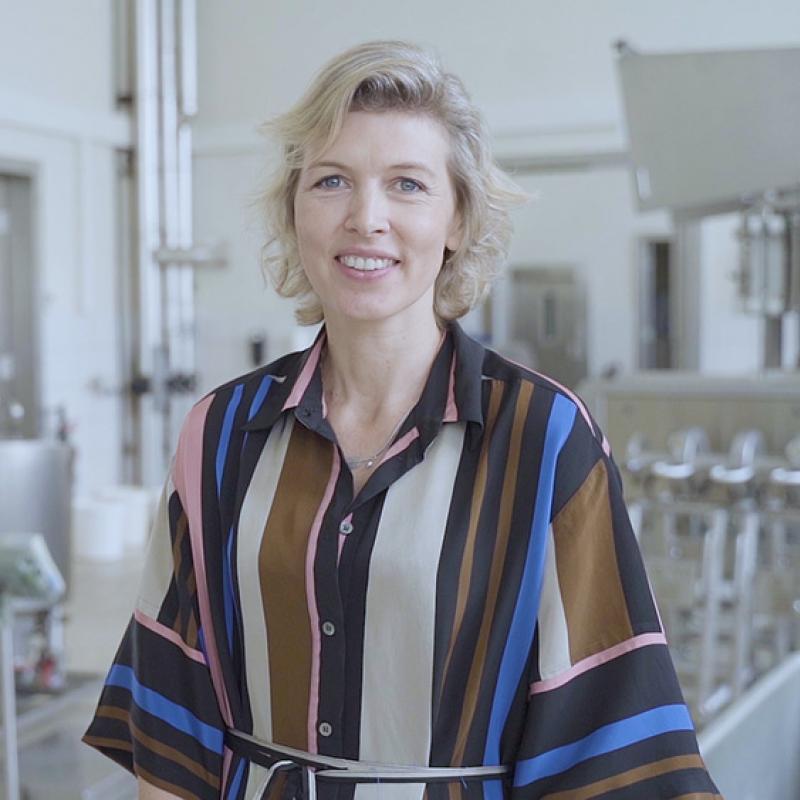 Veerle Rijckaert, Business Development & Internationalization Manager at Flanders' FOOD