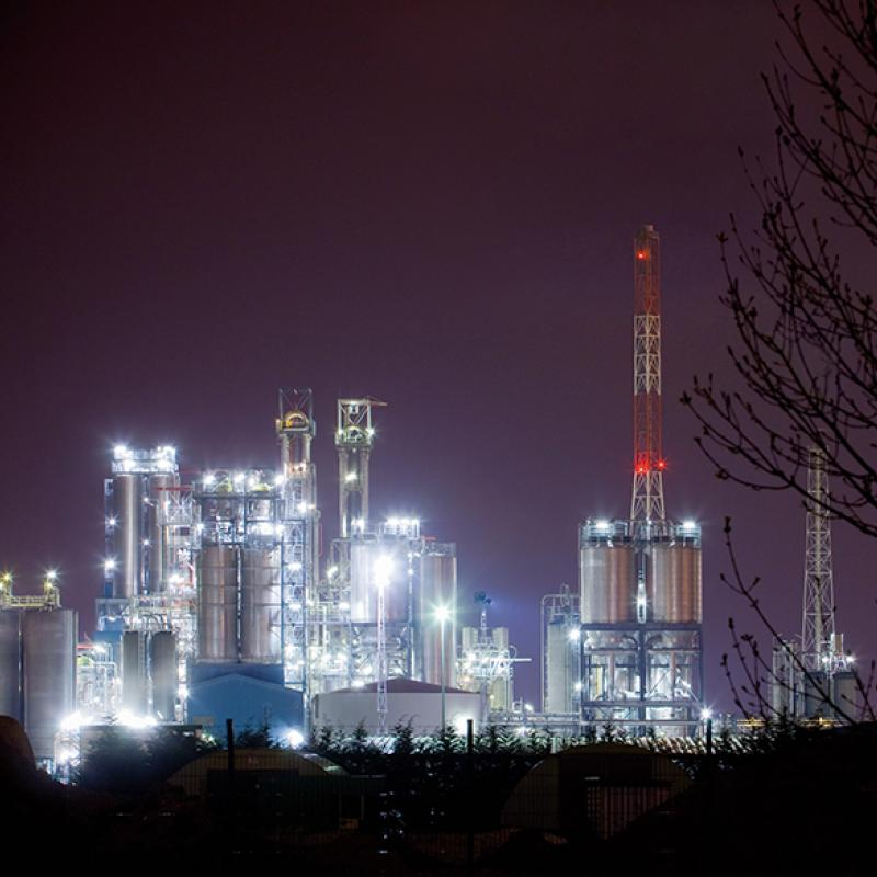 Chemical plant - Port of Antwerp