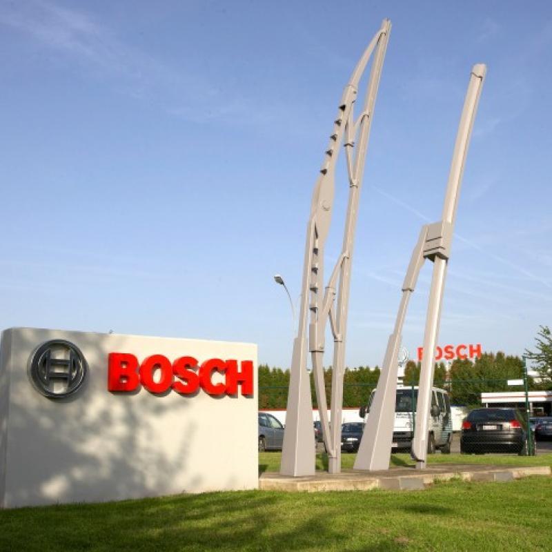 Bosch Competence Center, Tienen
