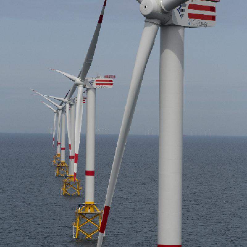 C-Power: windmills