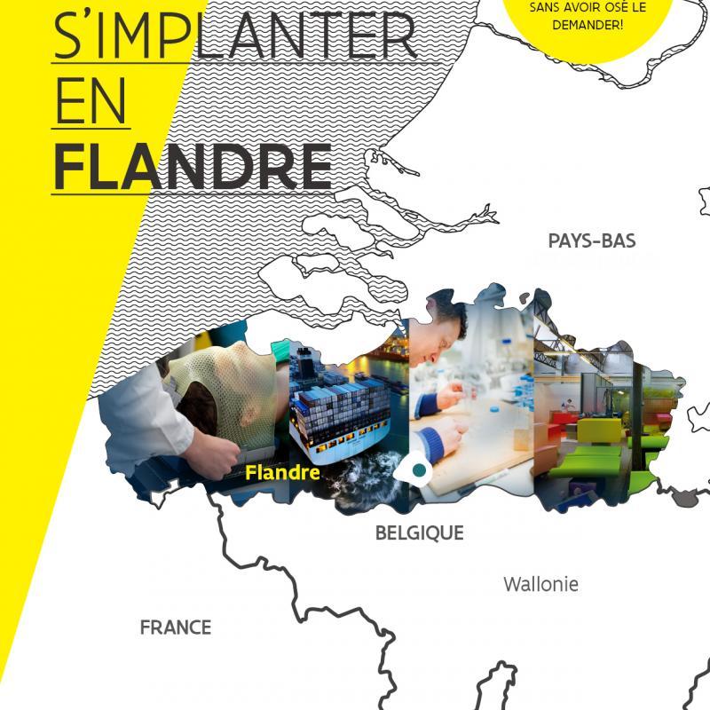 Guide s'implanter en Flandre