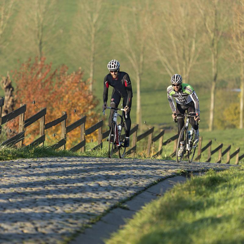 Cycling in Flanders, by VisitFlanders