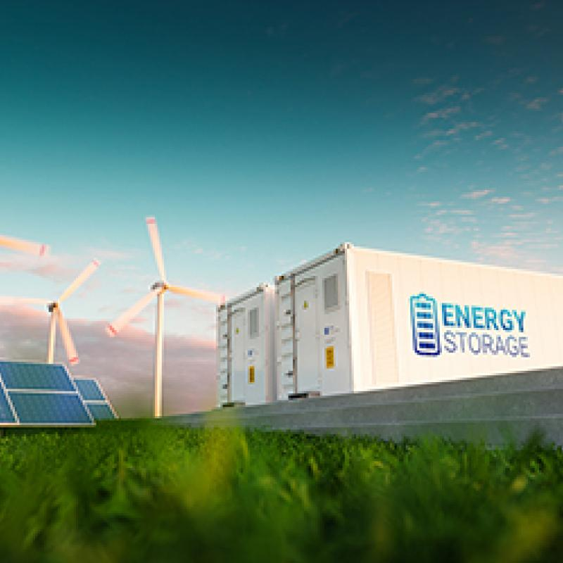 The new 25-megawatt battery park, named Ruien Energy Storage, will be ready by the beginning of 2020
