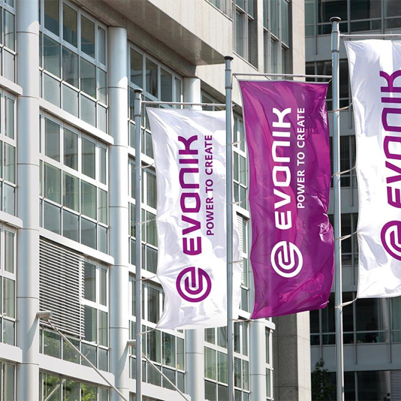 Evonik (GER) expands fumed silica production in Flanders
