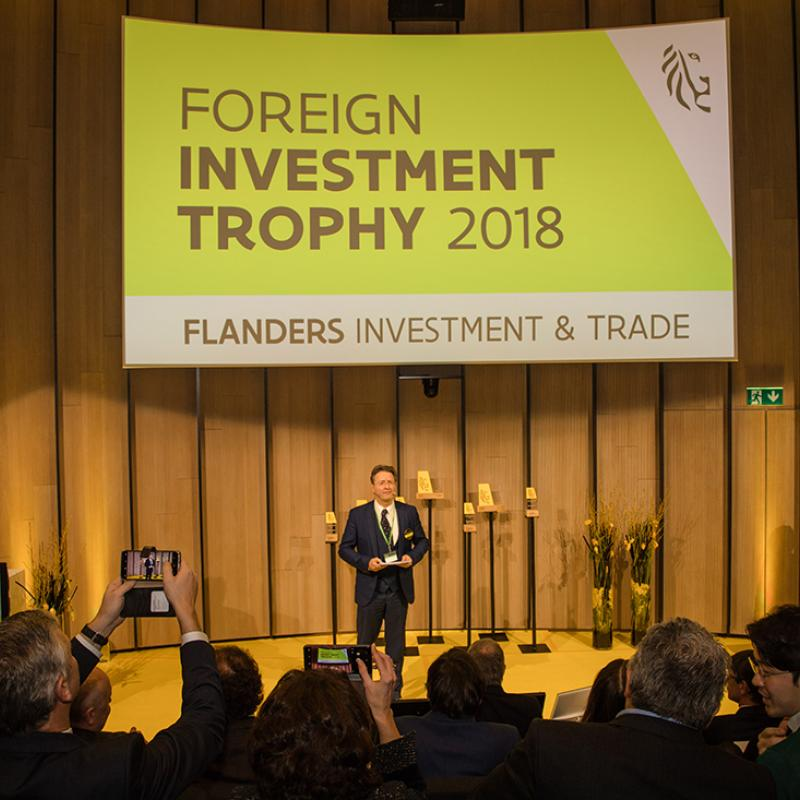 Foreign Investment Trophy ceremony 2018