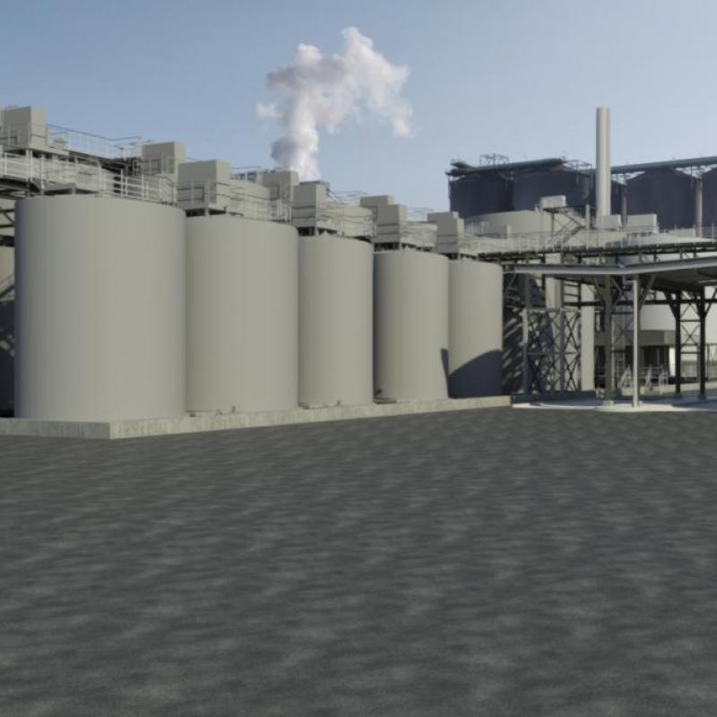Cargill (US) builds waste-to-biodiesel plant in Flanders