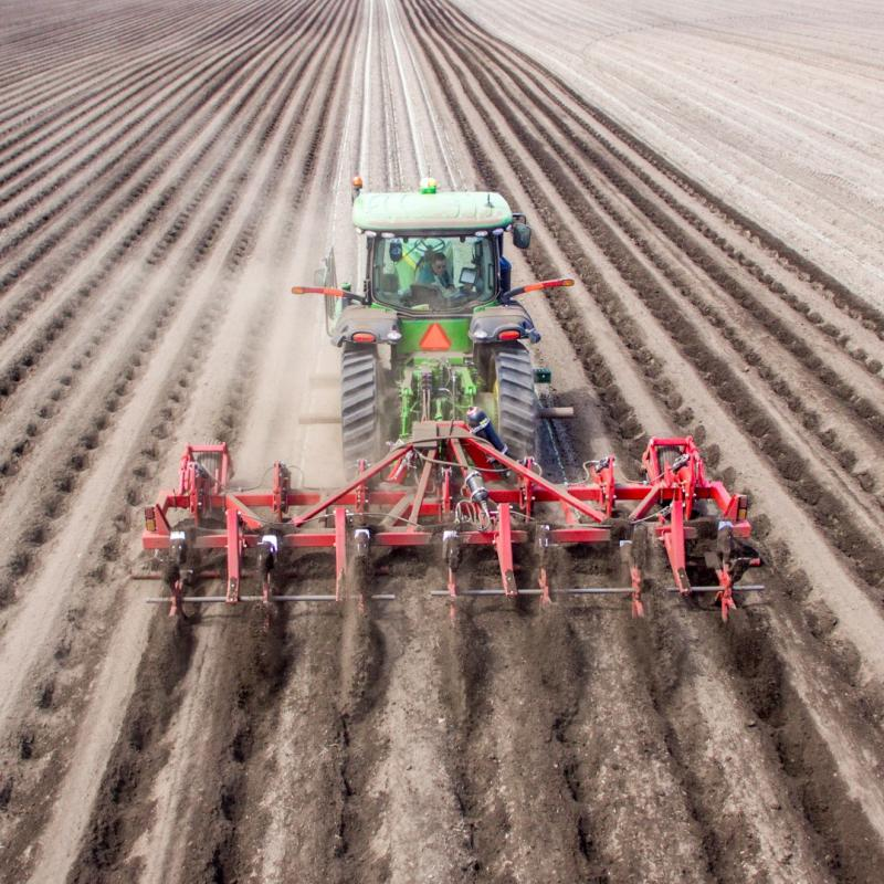 Grimme Landsmaschinen (DE) is opening a subsidiary in Roeselare (Flanders).