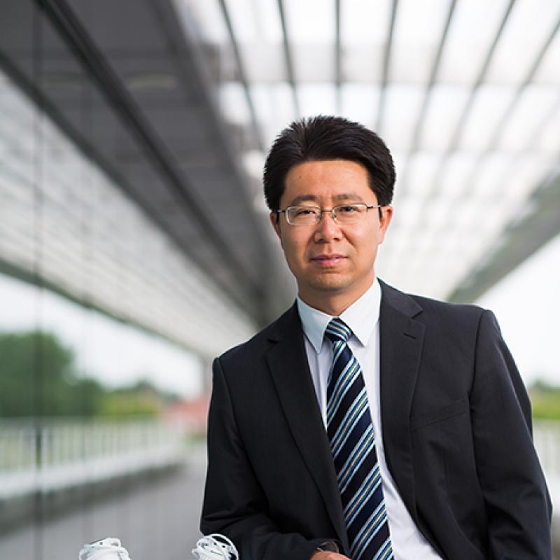 Hudson Liu, Huawei