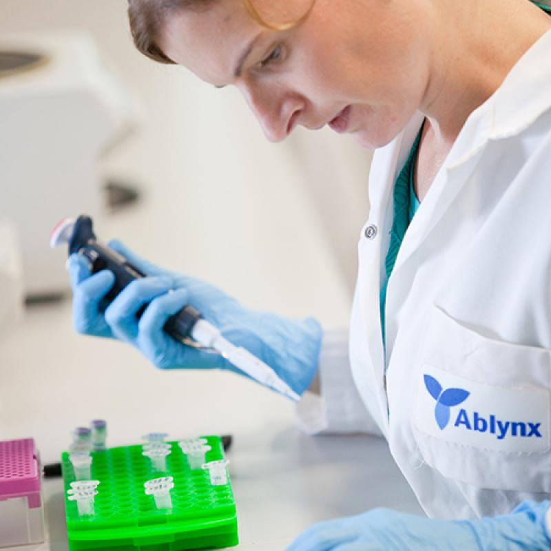 French pharma giant Sanofi pulls out all the stops for Ghent-based biotech company Ablynx.