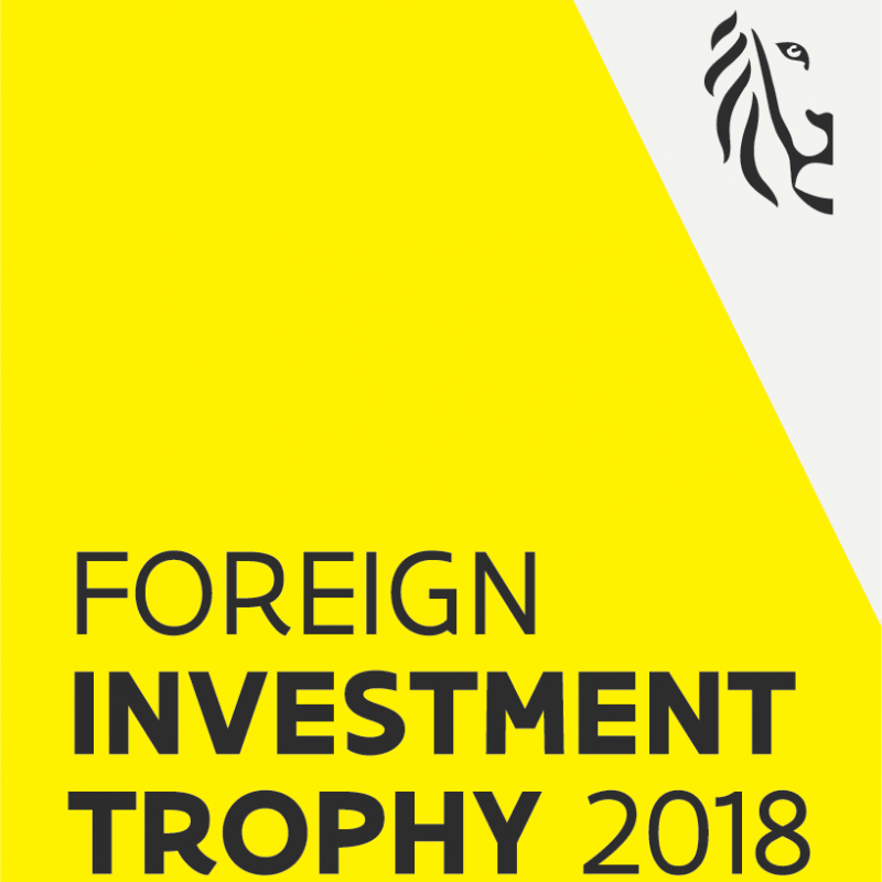 Axereal/Boortmalt, Hyundai Construction Equipment, Kaneka, Novartis and Sappi are competing for FIT's investment prize.