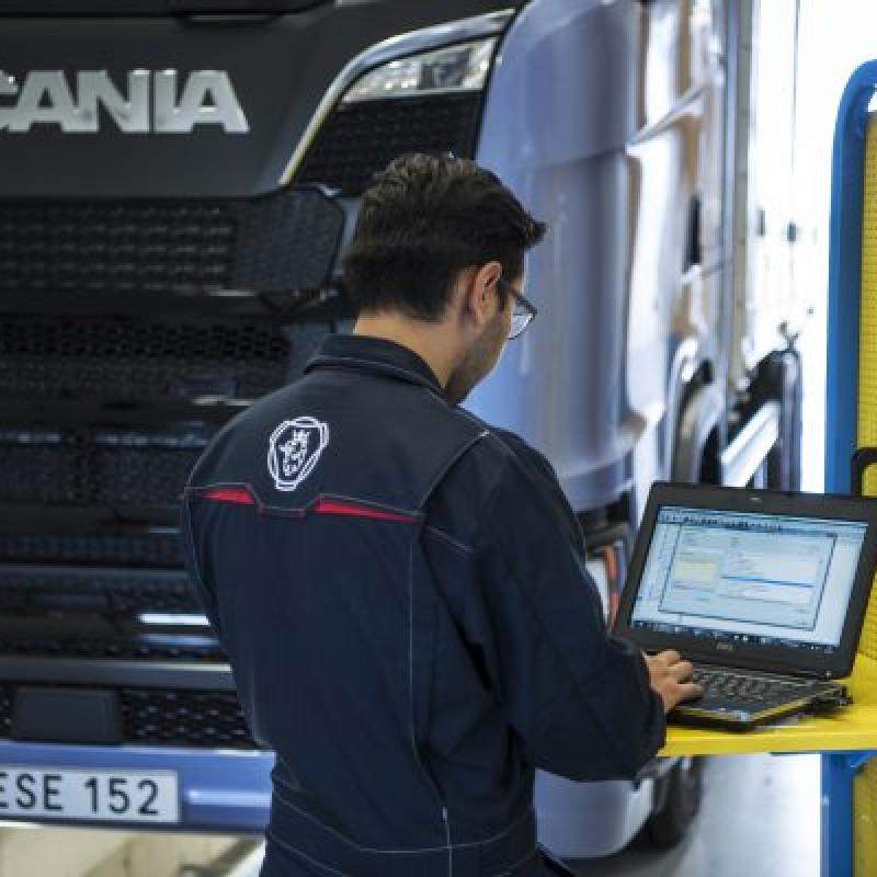 Scania invests EUR 50 million to modernize hub in Flanders