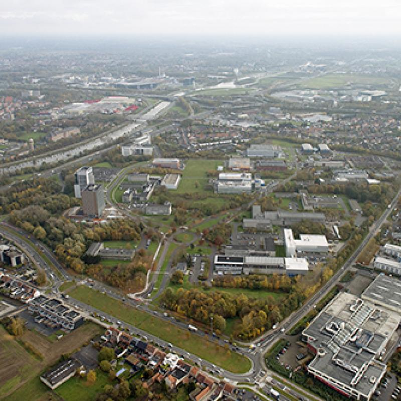 Technologiepark, Ghent