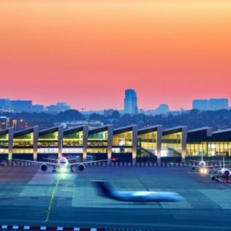 Restored convenience: a direct air link between Chinese metropolis Shanghai and Brussels Airport (Flanders).