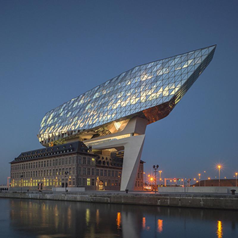 Port House, Antwerp