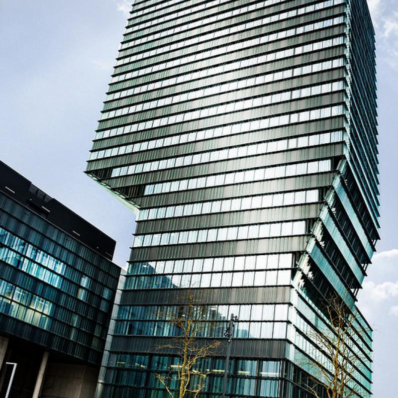imec building in Leuven, Belgium
