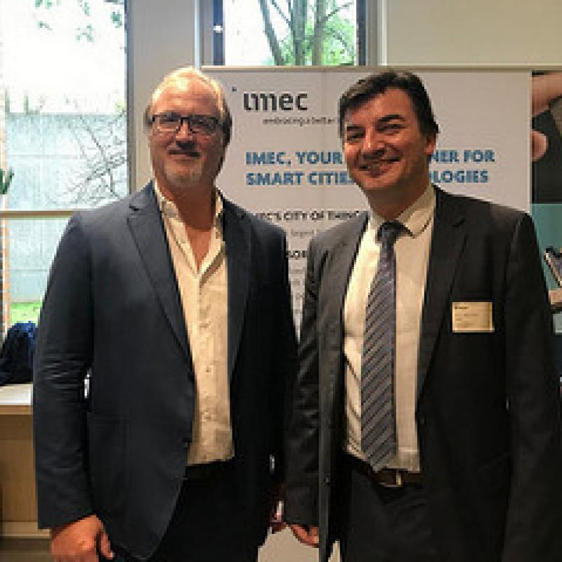Telenet and imec partner to drive IoT research in Flanders