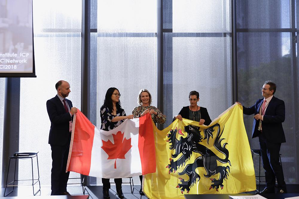 TCI Network Global Conference will come to Flanders in 2019