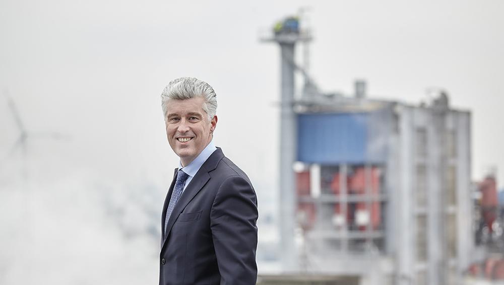 Boortmalt's CEO Yvan Schaepman