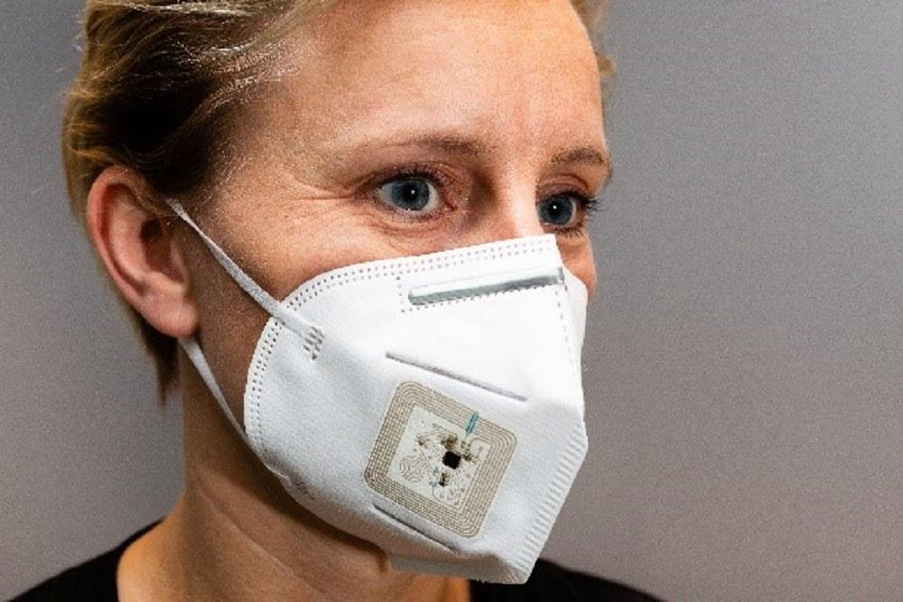 With expertise from Flanders: smart COVID-19 face mask