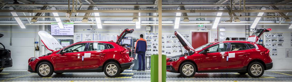 Volvo Car Ghent