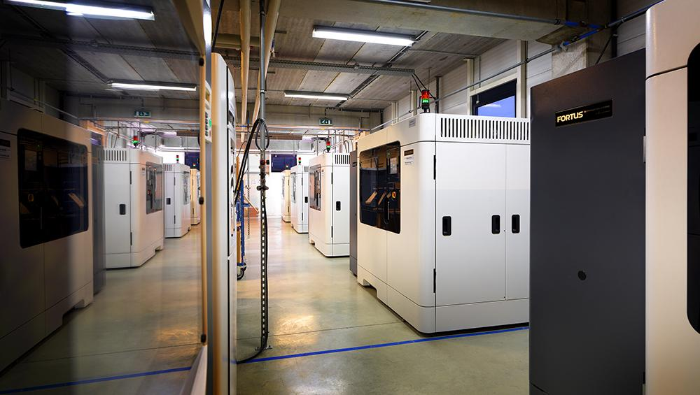 BASF invests USD 25 million in 3D printing company Materialise