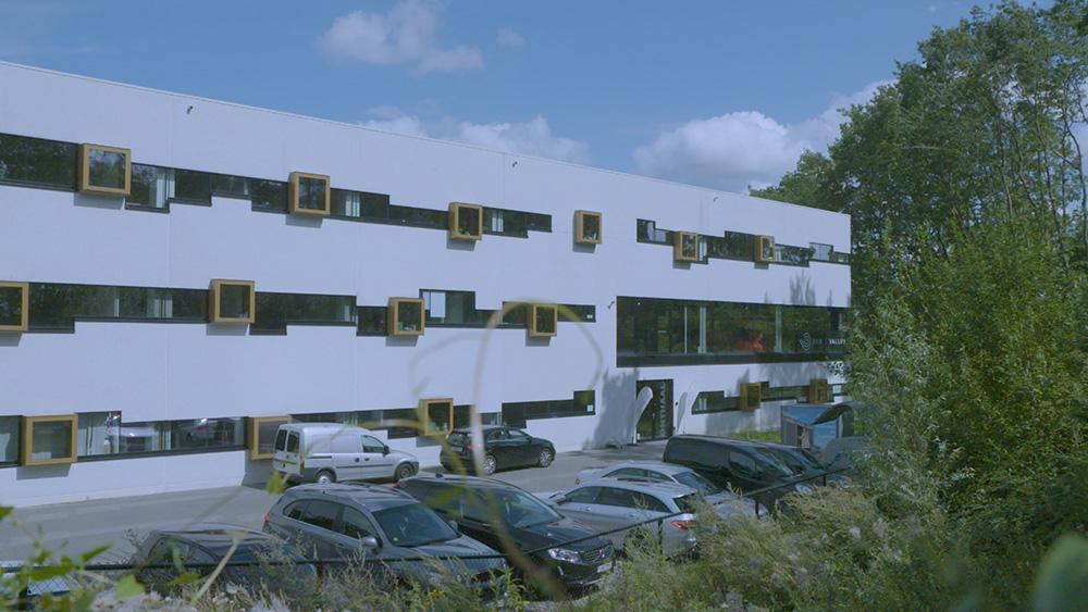 Bike Valley HQ in Beringen, Flanders