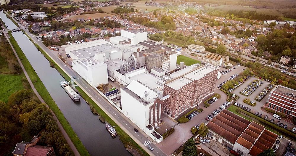 BENEO plant in Wijgmaal, Flanders