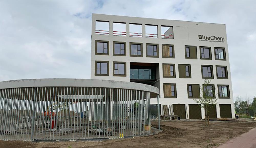 BlueChem offices in Antwerp