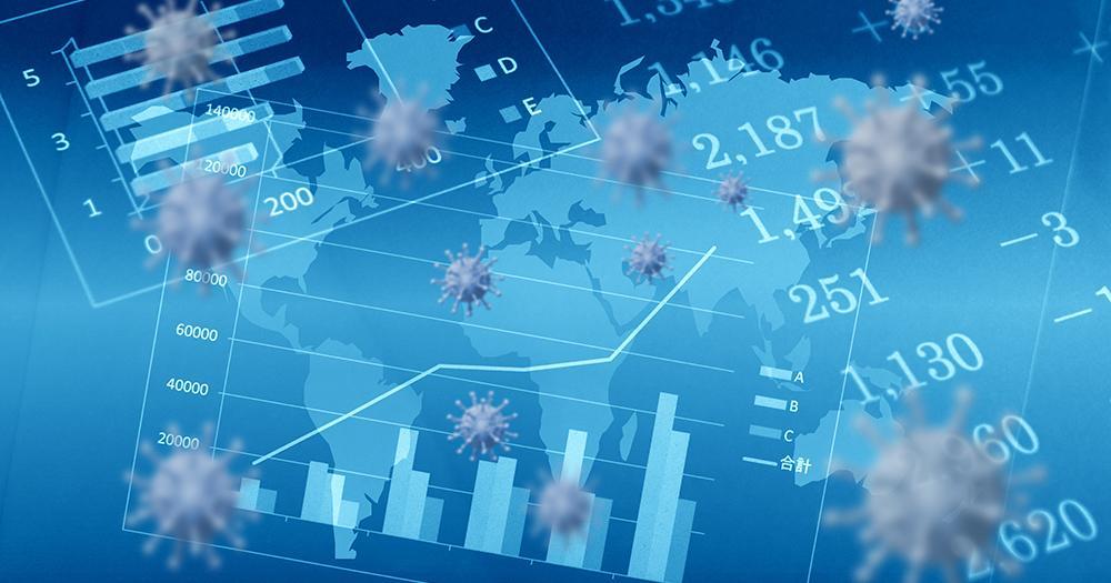 Business sharts and coronavirus