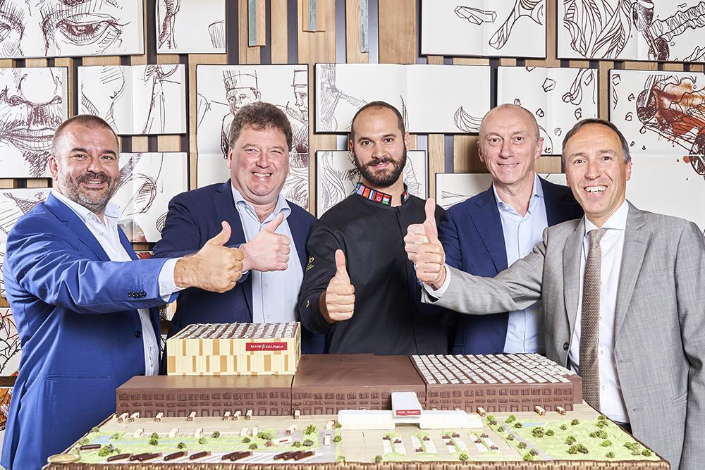 Barry Callebaut people