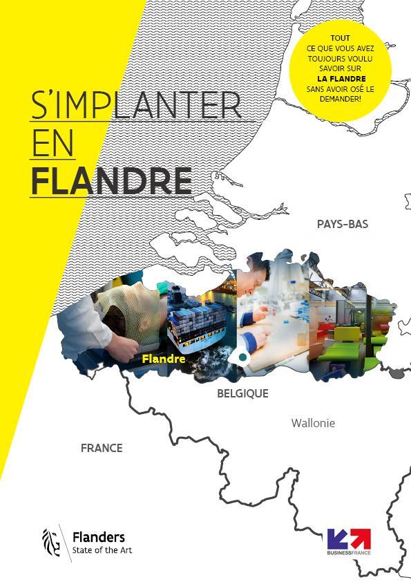 Guide Investir en Flandre, La Belgique
