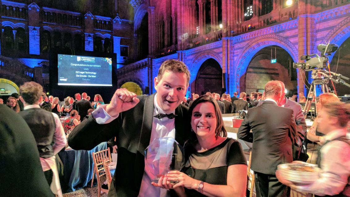 Flanders-based law firm De Groote De Man wins FT Innovative Award