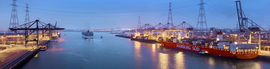 Deurganckdok, Port of Antwerp