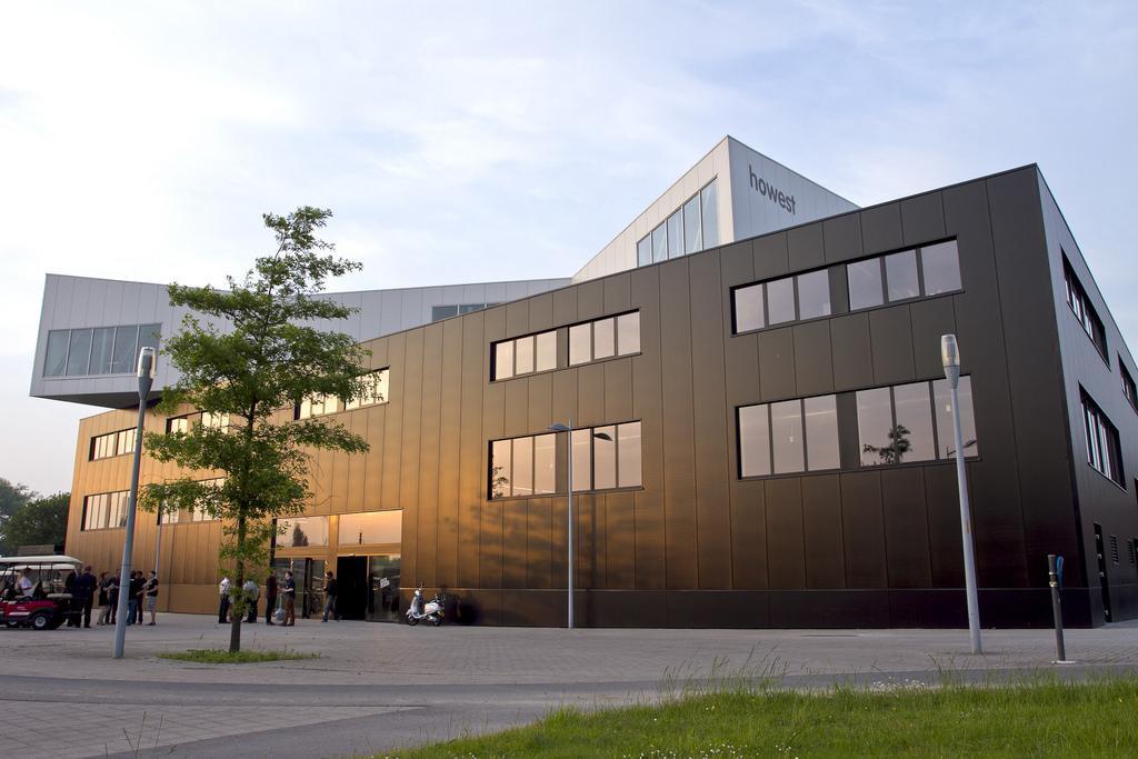 Building Howest in Belgium